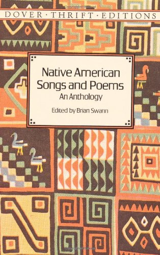Native American Songs and Poems An Anthology N/A edition cover