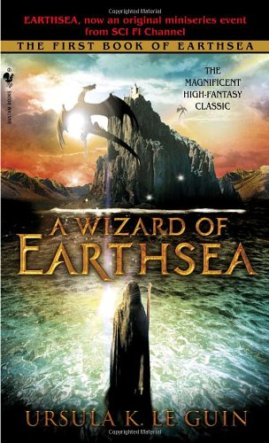 Wizard of Earthsea The First Book of Earthsea  1968 edition cover