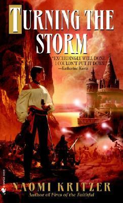 Turning the Storm   2003 9780553585506 Front Cover