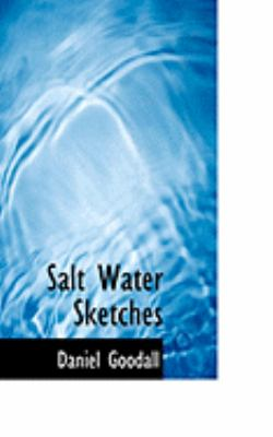 Salt Water Sketches:   2008 edition cover