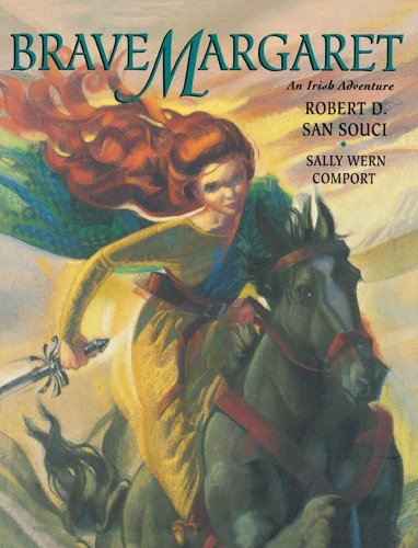 Brave Margaret An Irish Adventure  2002 edition cover