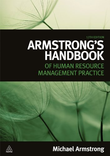 Armstrong's Handbook of Human Resource Management Practice  12th 2012 9780749465506 Front Cover