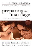 Preparing for Marriage Discover God's Plan for a Lifetime of Love Revised  9780764215506 Front Cover