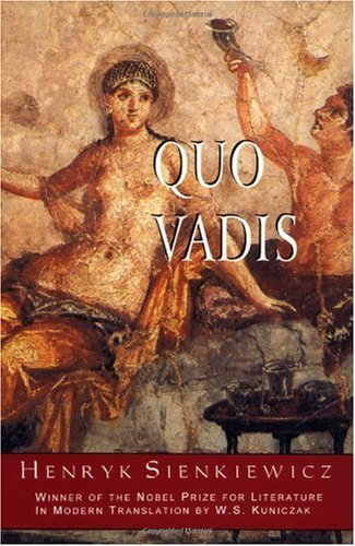 Quo Vadis   1999 (Reprint) edition cover