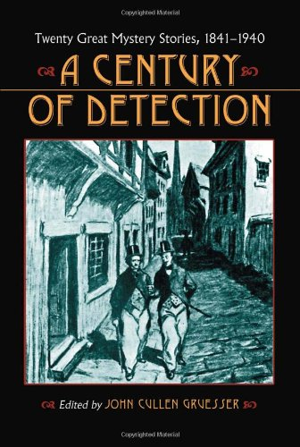Century of Detection Twenty Great Mystery Stories, 1841-1940  2010 edition cover
