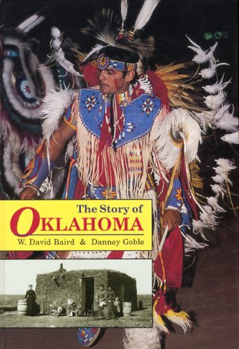Story of Oklahoma  2nd 2006 edition cover