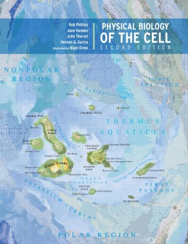 Physical Biology of the Cell  2nd 2012 (Revised) edition cover