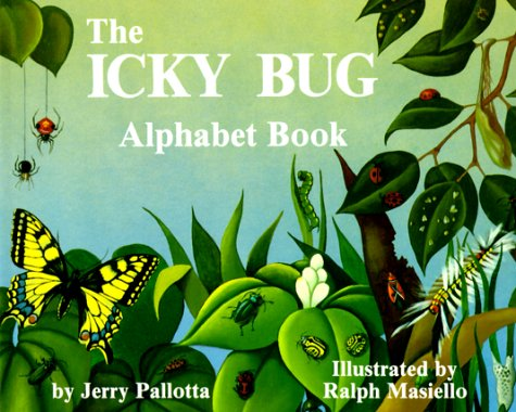 Icky Bug Alphabet Book   1986 9780881064506 Front Cover