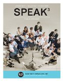 Speak 3  3rd 2017 9781305659506 Front Cover