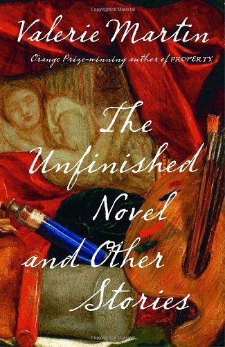 Unfinished Novel and Other Stories   2006 9781400095506 Front Cover
