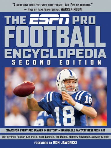 ESPN Pro Football Encyclopedia  2nd 9781402752506 Front Cover