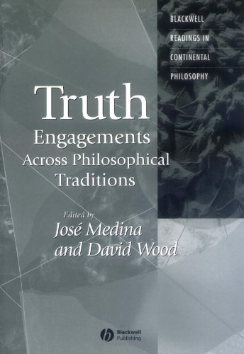 Truth Engagements Across Philosophical Traditions  2005 9781405115506 Front Cover