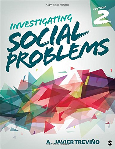 Investigating Social Problems:   2018 9781506348506 Front Cover