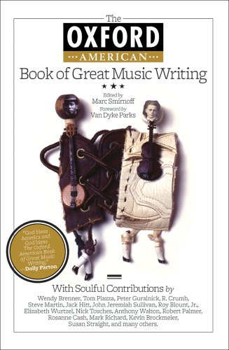Oxford American Book of Great Music Writing  N/A edition cover