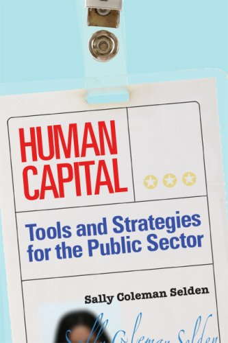 Human Capital Tools and Strategies for the Public Sector  2008 (Revised) 9781568025506 Front Cover