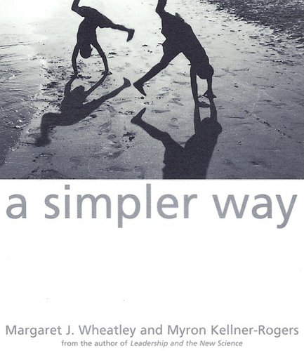 Simpler Way   1999 (Reprint) edition cover