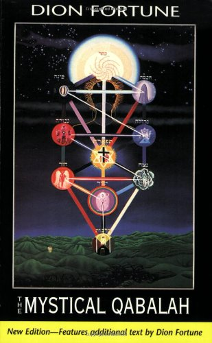 Mystical Qabalah  2nd 2000 (Revised) edition cover