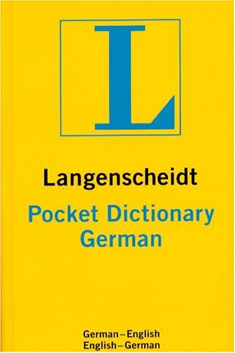 German English 2nd 2000 edition cover