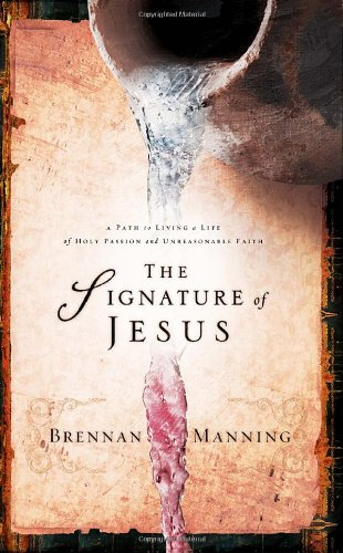 Signature of Jesus   1996 edition cover