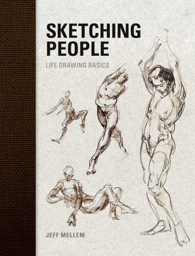 Sketching People Life Drawing Basics  2009 edition cover