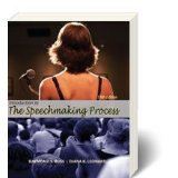 Introduction to Speechmaking Process 13th 2009 edition cover