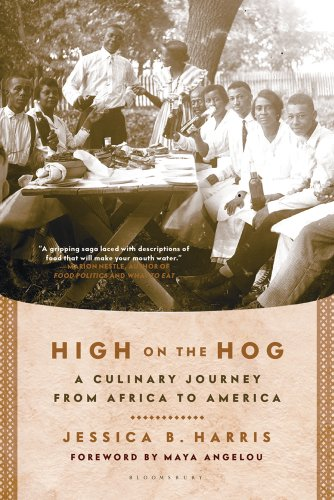 High on the Hog A Culinary Journey from Africa to America  2012 edition cover