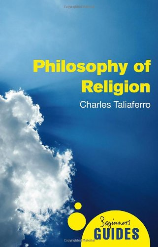 Philosophy of Religion   2009 edition cover