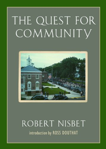 Quest for Community A Study in the Ethics of Order and Freedom  2010 edition cover