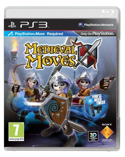 medieval moves?PS3 (Japan Import) PlayStation 3 artwork