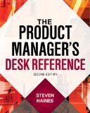 Product Manager's Desk Reference  2nd 2015 edition cover