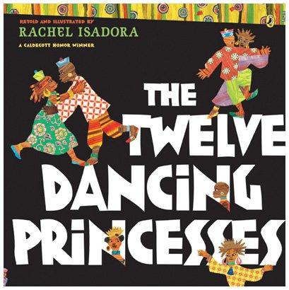 Twelve Dancing Princesses   2009 edition cover