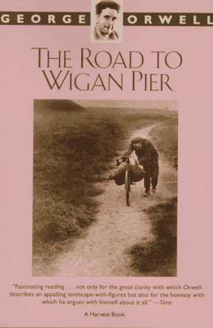 Road to Wigan Pier   1972 (Reprint) edition cover