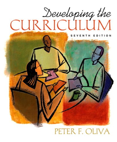 Developing the Curriculum  7th 2009 9780205593507 Front Cover