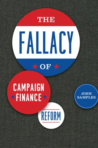Fallacy of Campaign Finance Reform   2006 9780226734507 Front Cover