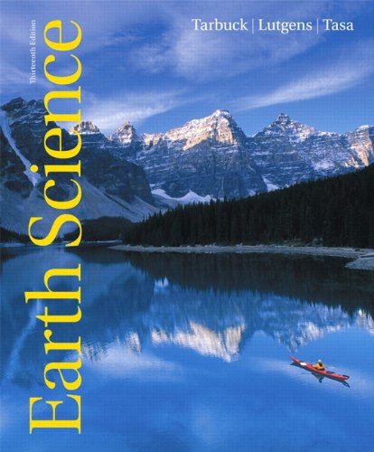 Earth Science  13th 2012 (Revised) 9780321688507 Front Cover