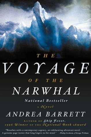 Voyage of the Narwhal  N/A 9780393319507 Front Cover
