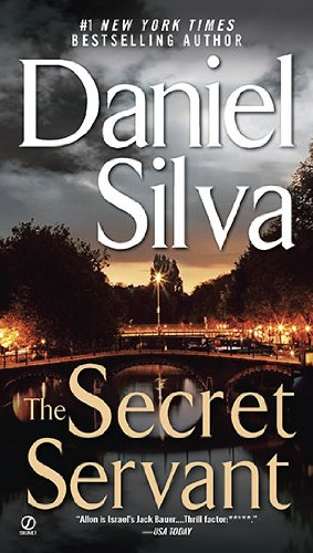 Secret Servant  N/A edition cover