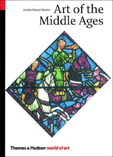 Art of the Middle Ages   2002 edition cover