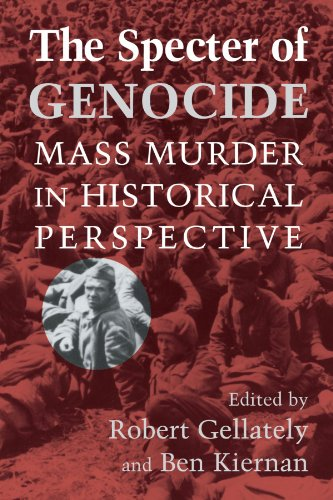 Specter of Genocide Mass Murder in Historical Perspective  2003 edition cover