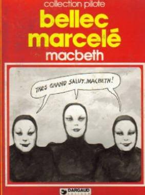 Macbeth N/A 9780671835507 Front Cover