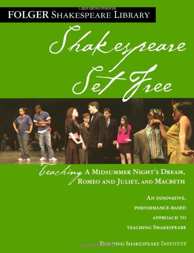 Teaching a Midsummer Night's Dream, Romeo and Juliet, and Macbeth   2006 edition cover
