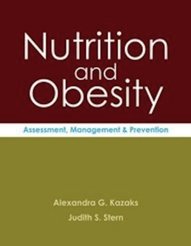 Nutrition and Obesity Assessment, Management and Prevention  2013 (Revised) edition cover