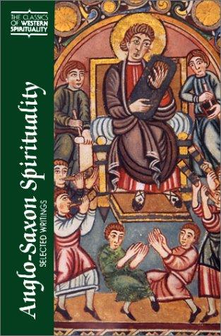 Anglo-Saxon Spirituality Selected Writings  2000 edition cover