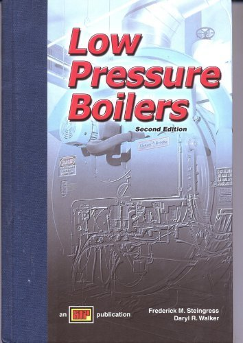 Low Pressure Boilers Text 2nd 2004 edition cover
