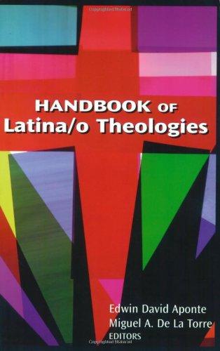 Handbook of Latina/o Theologies   2006 edition cover