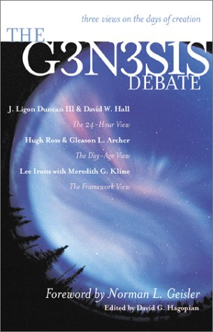 Genesis Debate : Three Views on the Days of Creation 1st 2001 edition cover
