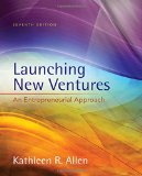 Launching New Ventures: An Entrepreneurial Approach  2015 edition cover