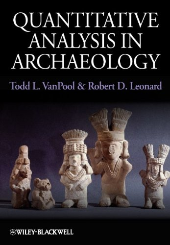 Quantitative Analysis in Archaeology   2010 edition cover