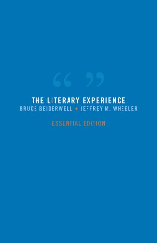 Literary Experience   2009 edition cover