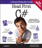 Head First C#  3rd 2013 edition cover